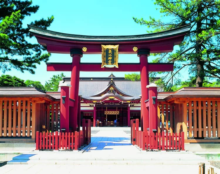 Kehi Shrine
