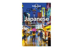 Lonely planet phrasebook
